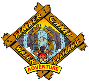 Timbercamp Water Adventure Playland at Meadowbrook Resort in Wisconsin Dells