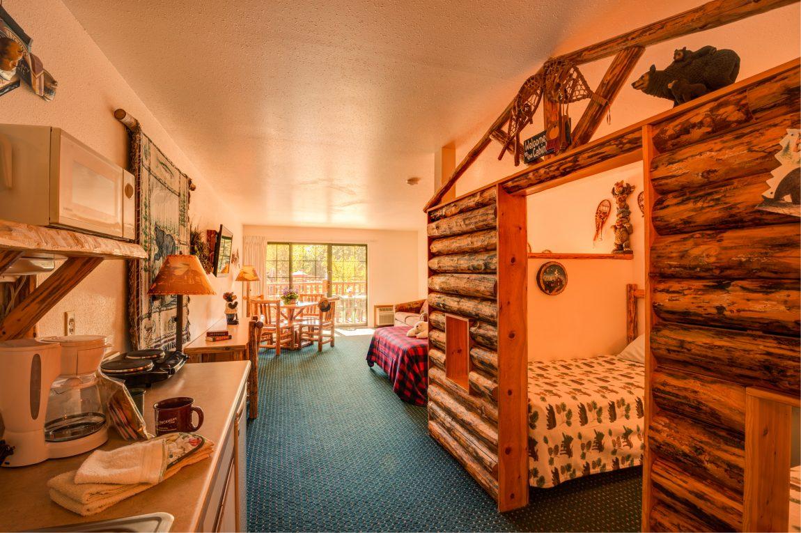 Bunkhouse Meadowbrook Resort In Wisconsin Dells
